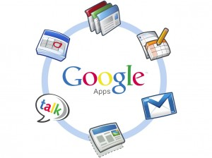Google Apps Logo Ring hires