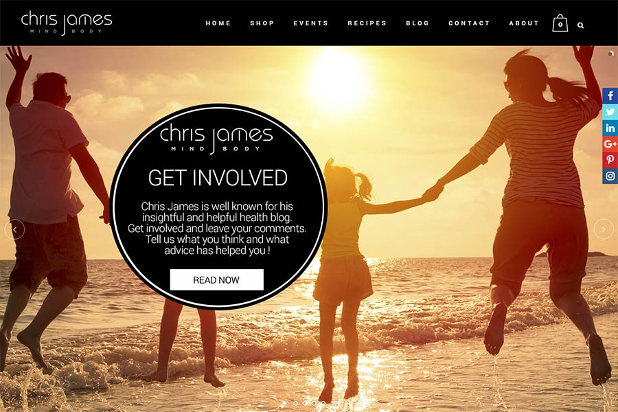 Chris James Yoga