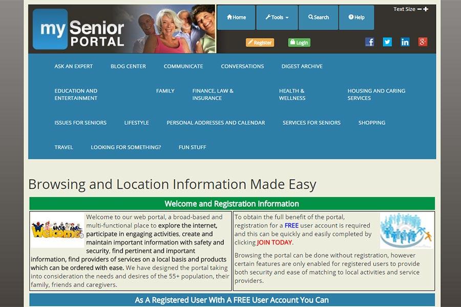 My Senior Portal