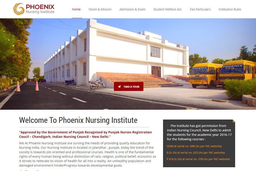 Phoenix Nursing Institute