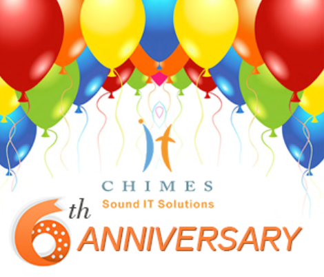 IT Chimes completes 6 years