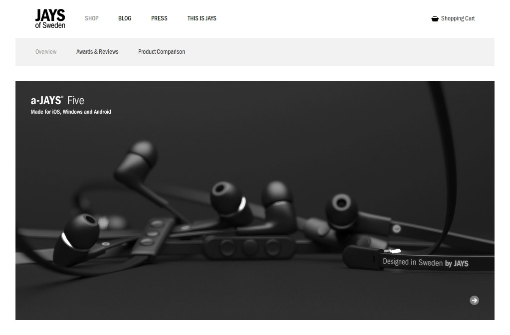 Minimalist web design - IT Chimes