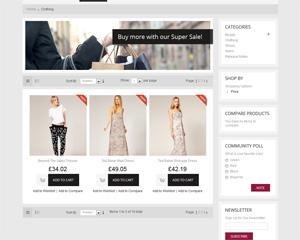 ecommerce portal image