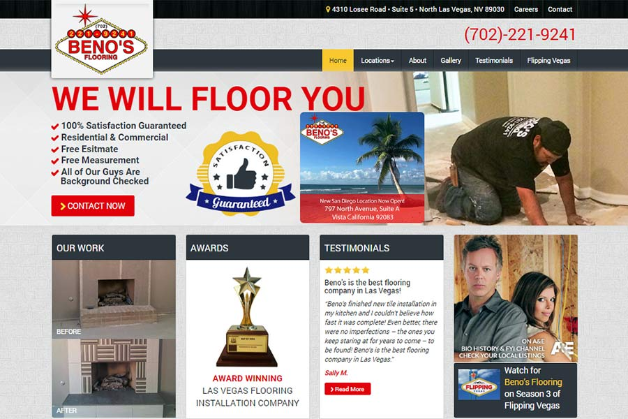 Beno's Flooring