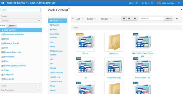 Essential Differences Between Web Content Management and Portal Content Management Systems