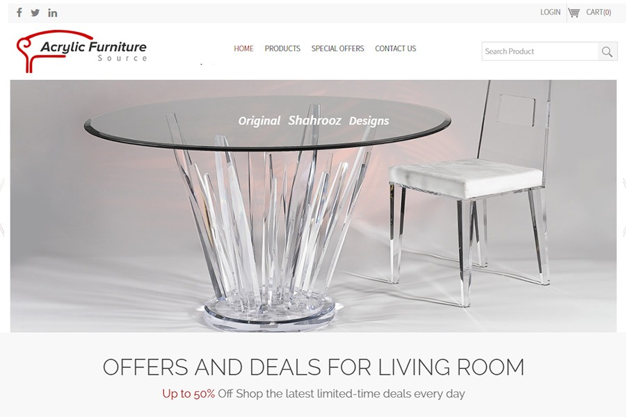 Acrylic Furniture Source