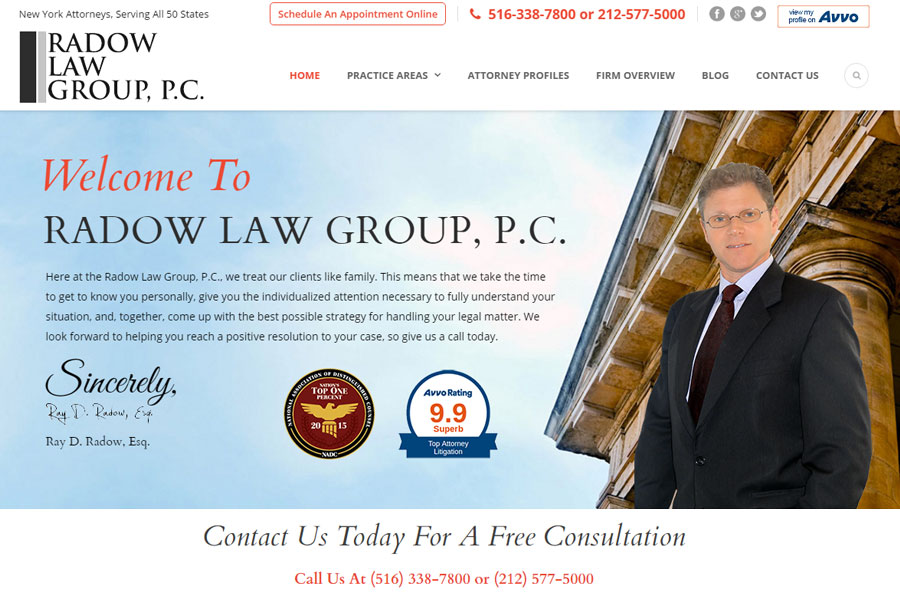 Radow Law Group