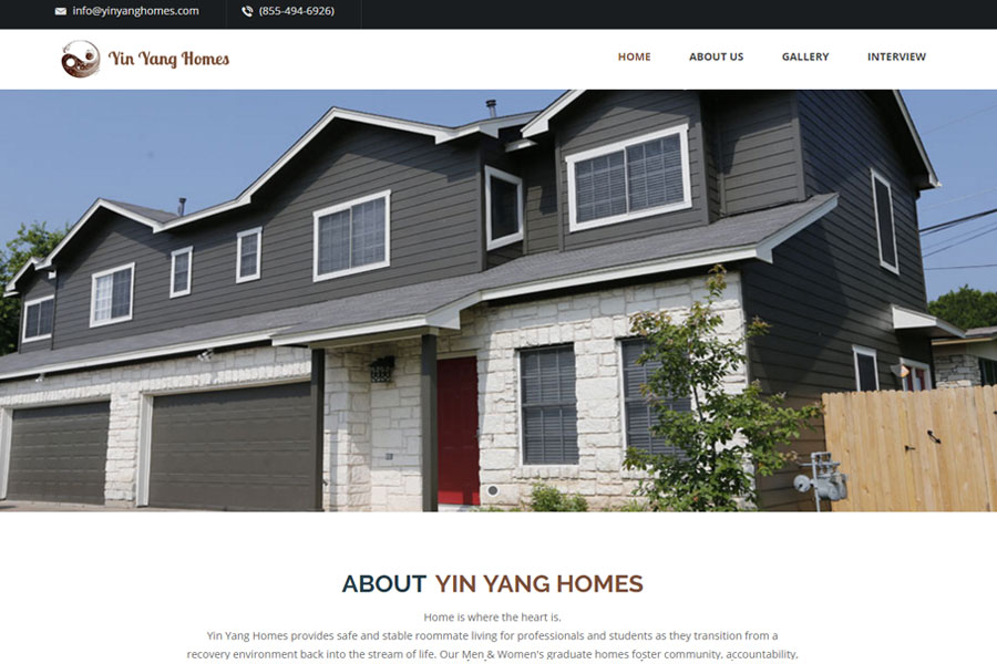 Ying Yang Homes