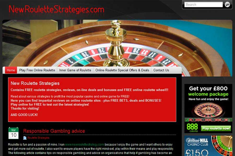 new-roulette-strategies